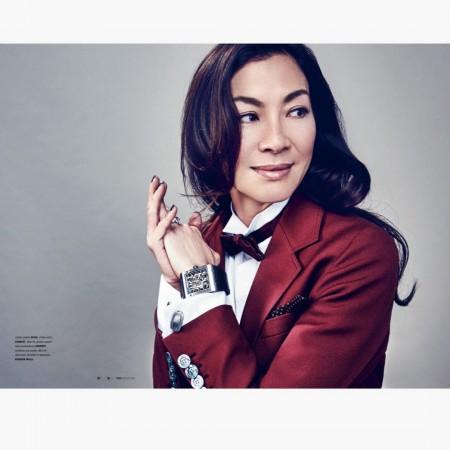 Michelle Yeoh For Richard Mille Magazine